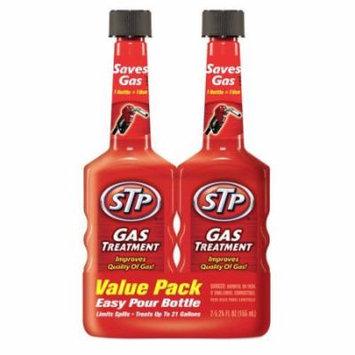 STP Gas Treatment, 5.25oz, 2pk