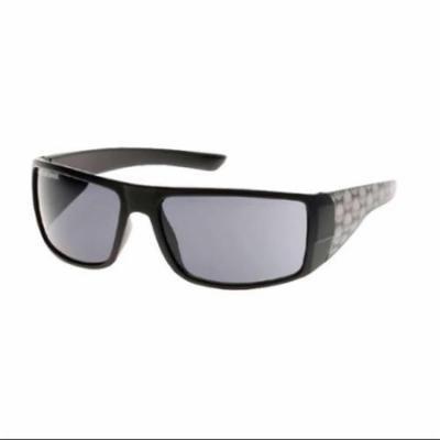 Harley-Davidson Mens Sunglasses, Willie G Skull, Black Frame & Lens HDS623-BLK-3