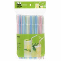 PROfreshionals Straws, 150 Count