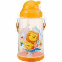 Simba 22 oz Pop-Up Training Cup, Orange