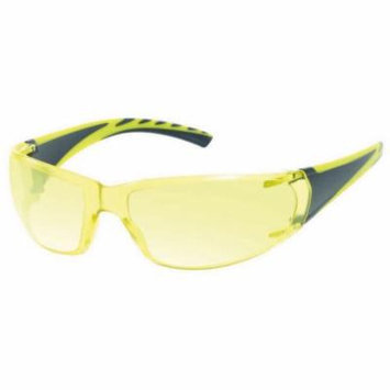 Harley-Davidson Mens Sun Kickstart Anti-Fog Sunglasses Yellow Lens HDVZ100YLW-15