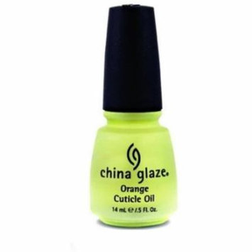 China Glaze Orange Cuticle Oil, 0.5 fl oz