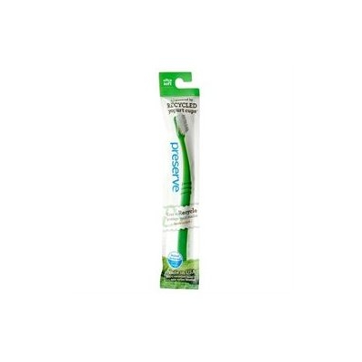 Preserve Toothbrush, Adult Ultra Soft, 1 toothbrush