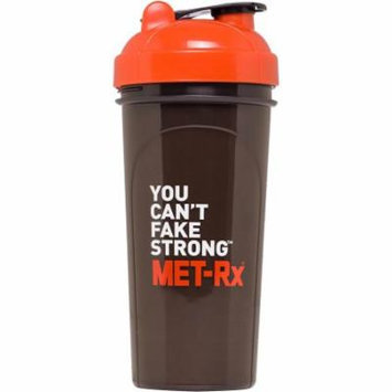 MET-Rx You Can't Fake Strong 25 Oz Shaker Bottle