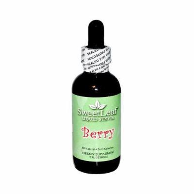 Sweet Drops Liquid Stevia, Berry, 2 Ounce (2-pack)