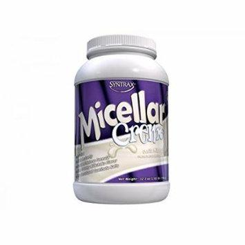 Fresh, Native Micellar Creme Casein Protein 2 Lb Pounds Zero Fats Sustained Release Delicious Milkshake Flavors (Vanilla Milkshake)