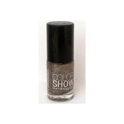 Maybelline New York Color Show Nail Polish Gold Ignite Limited Edition #814