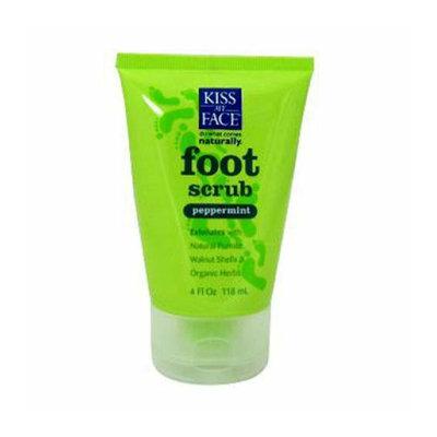 Kiss My Face Corp. Kiss My Face Foot Scrub Original Peppermint 4 fl oz
