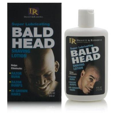 Daggett & Ramsdell Super Lubricating Bald Head Shaving Lotion 113ml/4oz