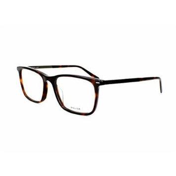 Optical frame Police LINEAR 1 Acetate Havana - Black (VPL133 0714)