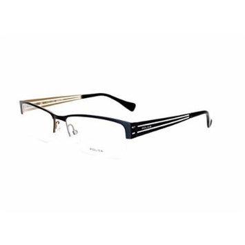 Optical frame Police INCISIVE 1 Metal Blue (VPL137 049A)