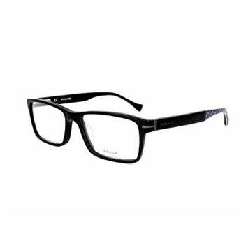 Optical frame Police STUNT 4 Acetate Matt Black (VPL064 0703)