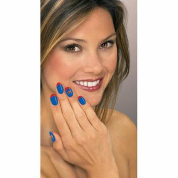 Supergirl Nail Art Strips Costume Accessory