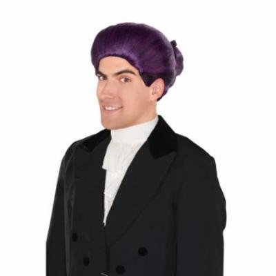 Survival Colonial Man Costume Wig Lavender