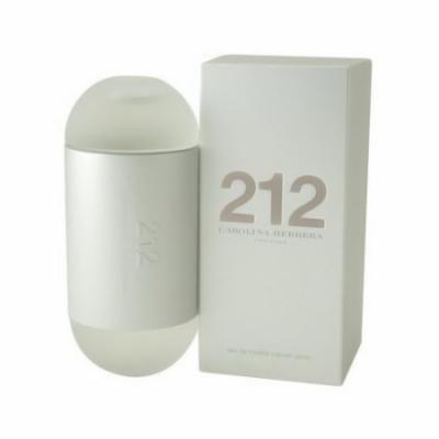 Carolina Herrera 212 for Women Eau de Toilette Spray, 3.4 fl oz