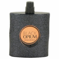 Black Opium for Women by Yves Saint Laurent Eau De Parfum Spray (Tester) 3 oz