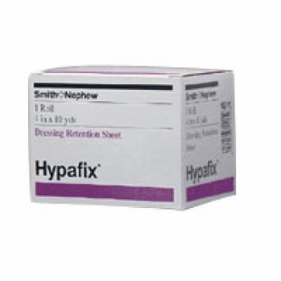 Smith And Nephew Hypafix Dressing Retention Roll, 4 Inches X 10 Yard Roll - 1 Ea
