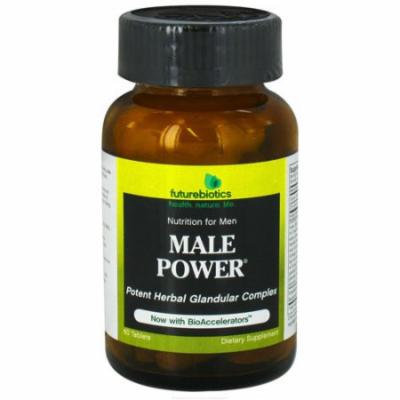 Futurebiotics Male Power Tablets With Bioaccelerators - 60 Ea