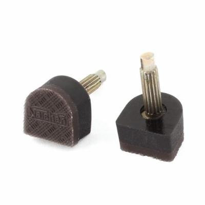Lady Shoes Repair High Heel Tips Tap Pin Lift Stiletto Dowel 10mmx10mm Pair