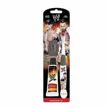 Brush Buddies Wwe John Cena And Cm Punk Brushing Kit - 1 Ea