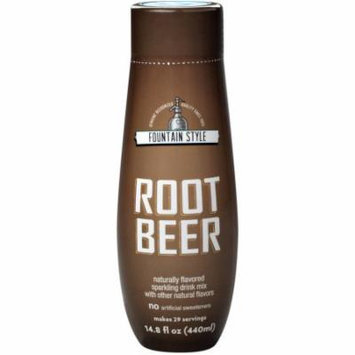 Fountain Style Root Beer Sparkling Drink Mix, 440ml