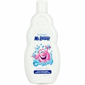 Mr. Bubble Extra Gentle Liquid Bubble Bath, Fragrance Free - 16 Oz