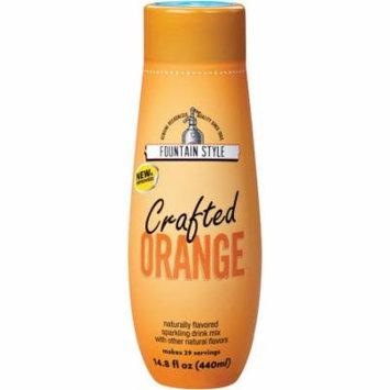SodaStream Fountain Style Orange Sparkling Drink Mix, 440ml