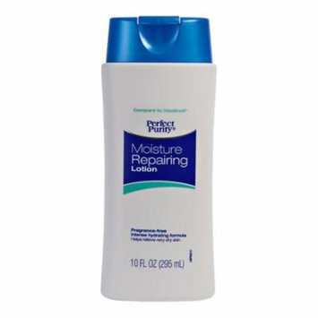 Perfect Purity Moisture Repairing Lotion, Fragrance Free - 10 Oz