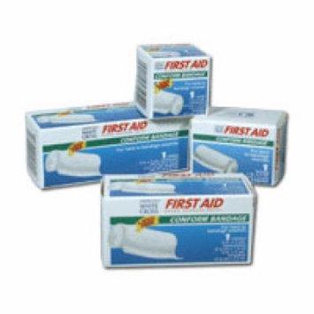 First Aid Stretch Bandage - 4 Inch X 2 Yards