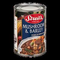 Streit's Mushroom & Barley Ready to Serve Soup