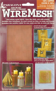 Amaco AMACO Copper Wire Mesh Fabric - AMERICAN ART CLAY CO INC