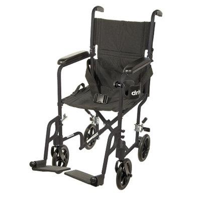 Drive Medical Aluminum Lightweight Transport Chair
