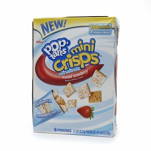 Pop Tarts Mini-Crisps