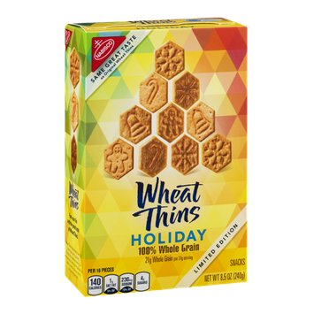 Wheat Thins Snacks Holiday