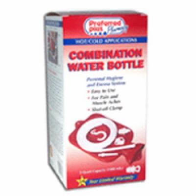 Economic Combination Syringe, Combination Water Bottle - 2 Qt