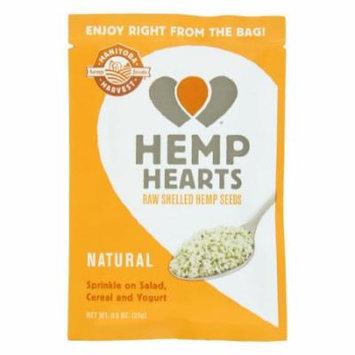 Manitoba Harvest Hemp Hearts Naturals - 0.9 Oz, 12 Ea