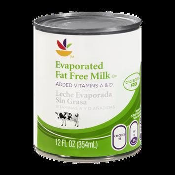 Ahold Evaporated Milk Fat Free