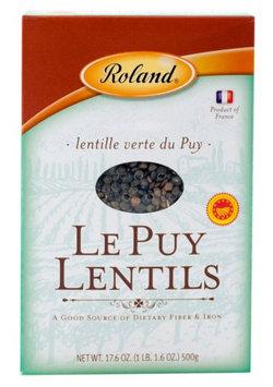 Roland Le Puy Lentils, 17.6 oz