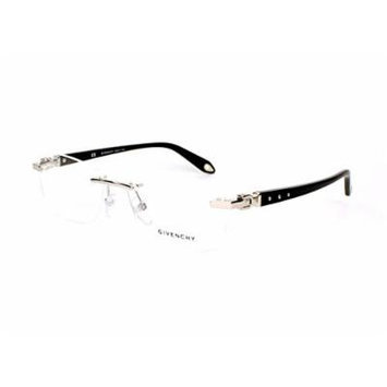 Optical frame Givenchy Metal Silver - Black (VGVA30M 0579)