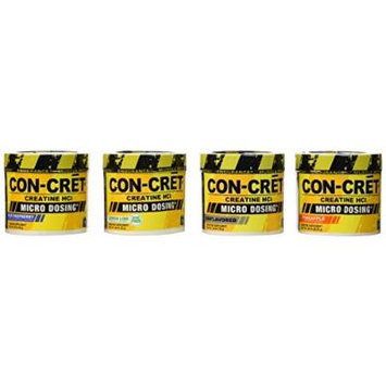 Con-Cret Nutritional Variety Pack, 3.3 Ounce