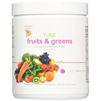 HIT Shape Pure Fruits and Green Supplement, 240 Gram