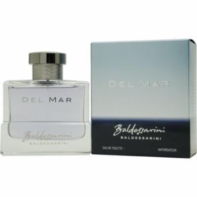 Baldessarini Del Mar for Men Eau de Toilette Spray, 3 fl oz