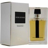 Christian Dior Dior Homme EDT Spray for Men, 3.4 oz