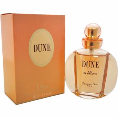 Christian Dior Dune for Women Eau de Toilette Spray, 1.7 oz