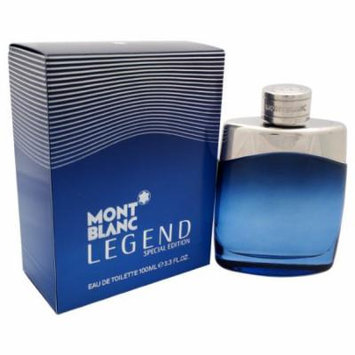 Mont Blanc Legend By Montblanc Edt Spray ( Special Edition) For Men