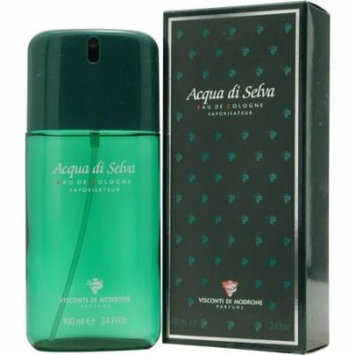Visconti Di Modrone Acqua De Selva for Men Eau de Cologne, 3.4 oz