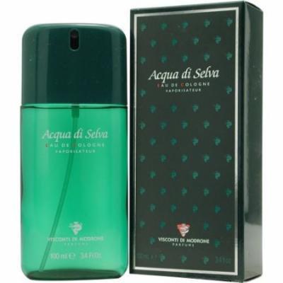 Visconti Di Modrone Acqua De Selva for Men Eau de Cologne, 3.4 oz