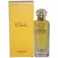 Hermes Caleche Eau de Toilette Spray for Women, 3.3 oz