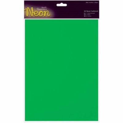 Papermania A4 Neon Cardstock, 20pk