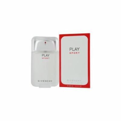 Givenchy Play Sport Eau de Toilette Spray for Men, 3.3 fl oz